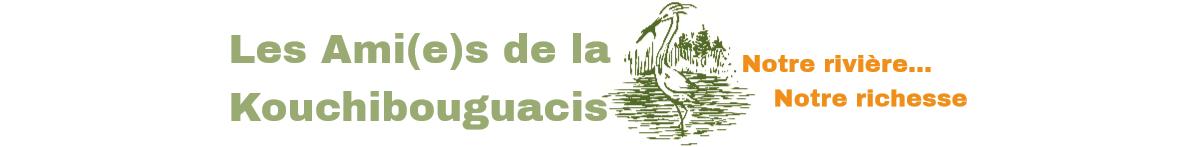 Les Ami(e)s de la Kouchibouguacis Logo